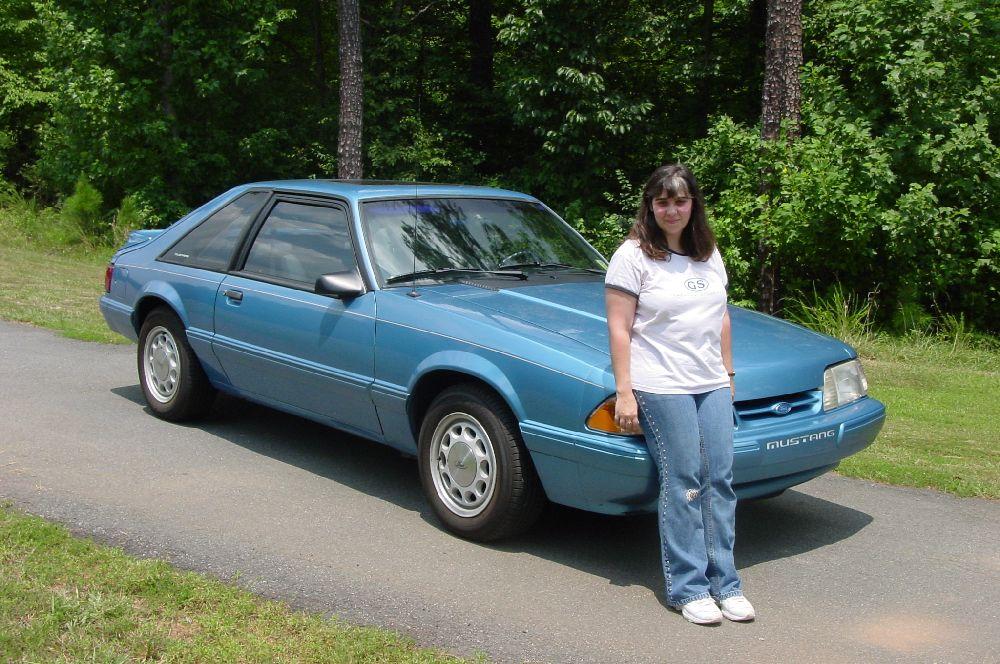 Cindys 92 Mustang LX